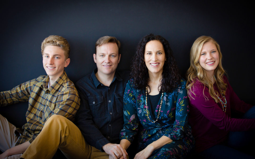 Family Photography Session at Denver Photo Collective