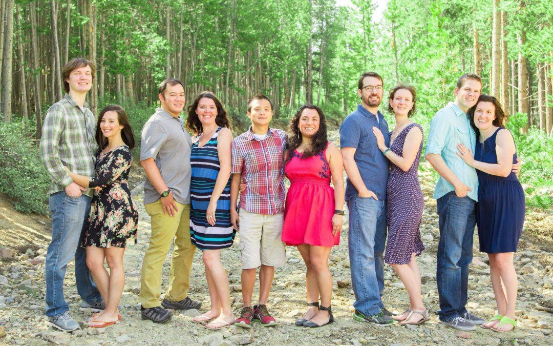 Breckenridge Family Reunion