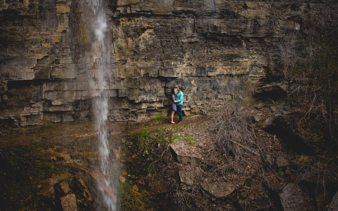 Oliver and Adah – Upstate New York Engagement Session