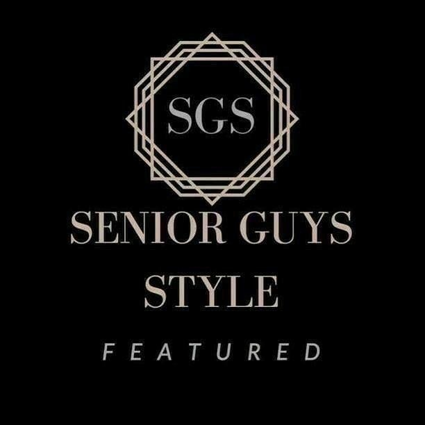 Featured on Senior Guys Style