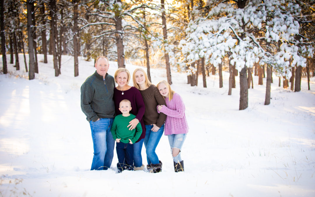 Why do you take Family Pictures Every Year?