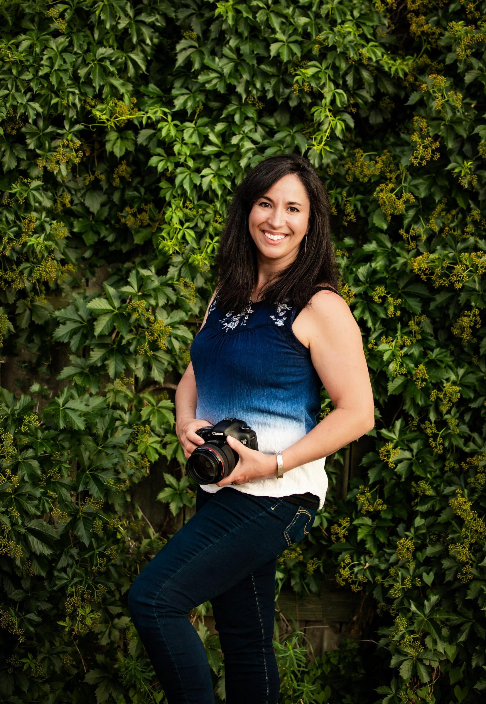 Associate Photographer, Rebecca Berra
